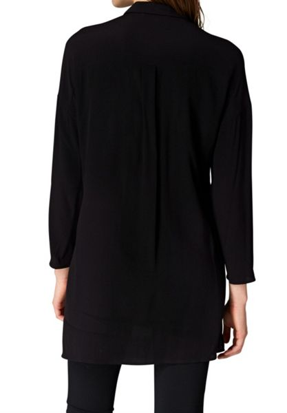Hallhuber Long Shirt Blouse