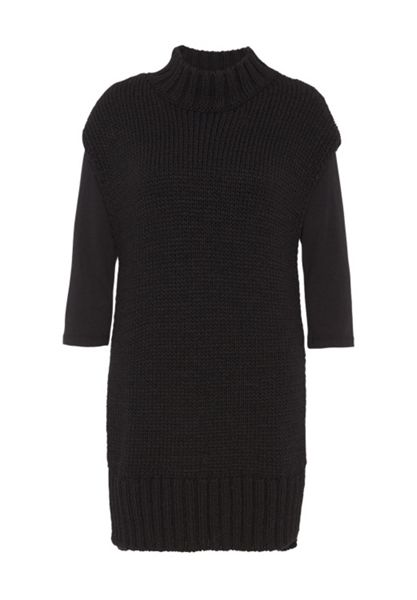 Hallhuber Chunky Knit Long Tunic