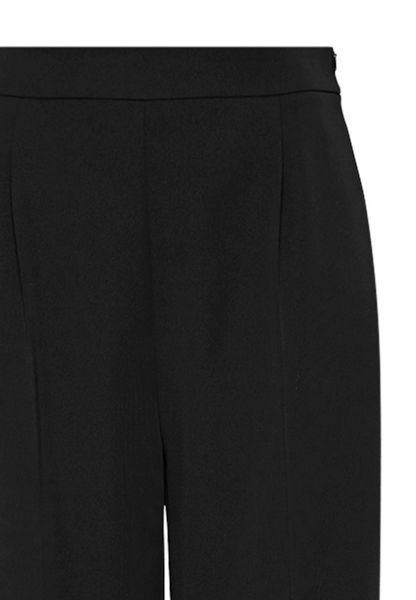 Hallhuber Marlene trousers with centre crease