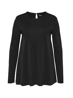 Long Sleeve with Wide Swing