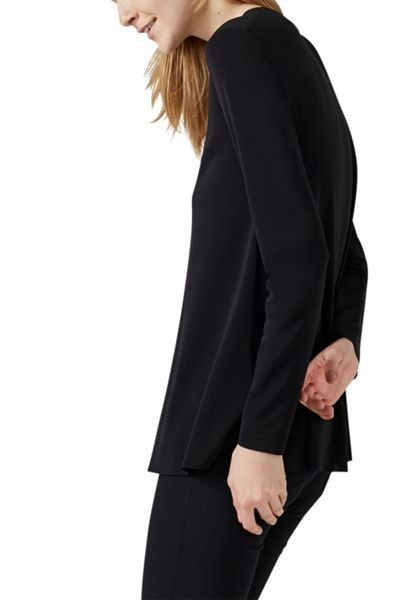Hallhuber Long Sleeve with Wide Swing