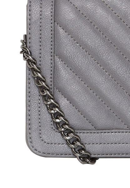 Hallhuber Quilted chain handle bag