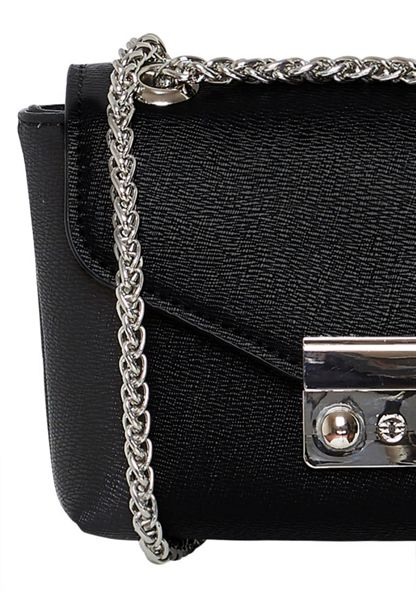 Hallhuber Mini shoulder bag with chain handle
