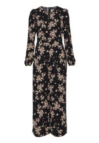 Hallhuber Floral Print Overall