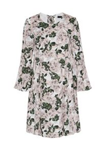 Hallhuber Swing Dress With Floral Print