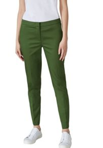 Hallhuber Side Vent Trousers Charlotte