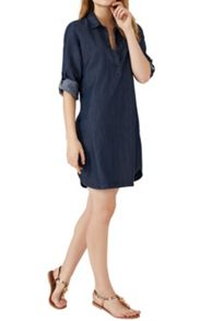 Hallhuber Denim long tunic