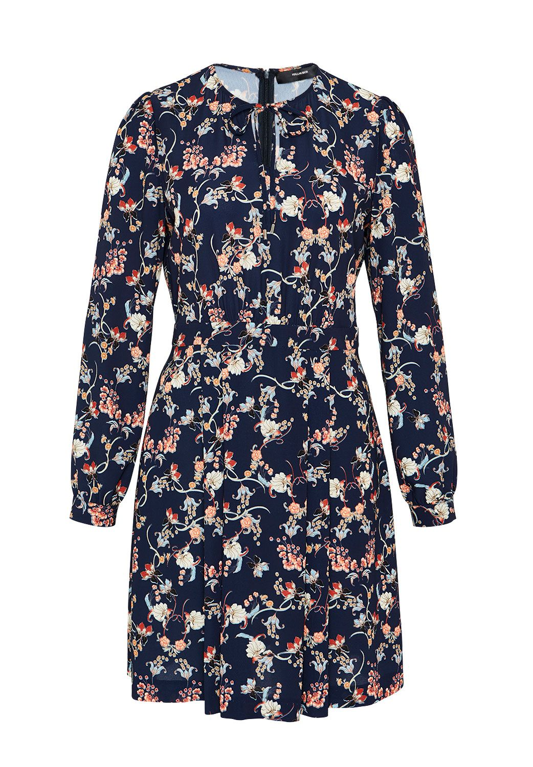 Hallhuber Floral print dress, Multi-Coloured