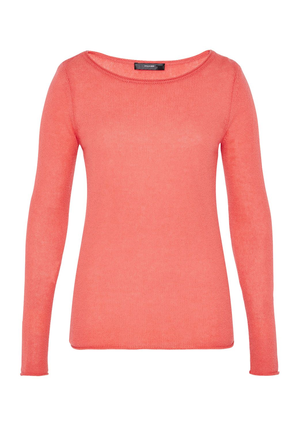 Hallhuber Basic Cashmere Pullover, Red