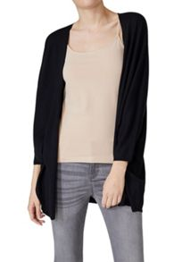 Hallhuber Oversized cardigan with dolman sleeves