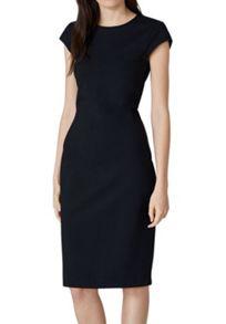 Hallhuber Elasticised Shift Dress