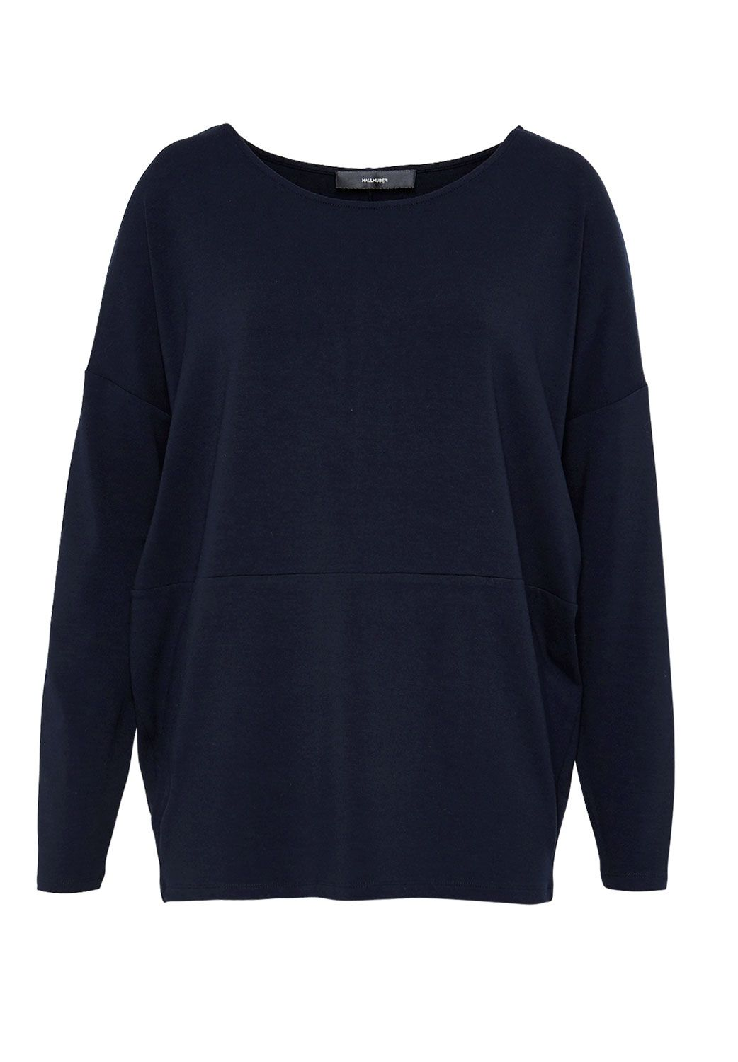 Hallhuber Hallhuber Oversized long sleeve, Blue