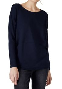 Hallhuber Oversized long sleeve
