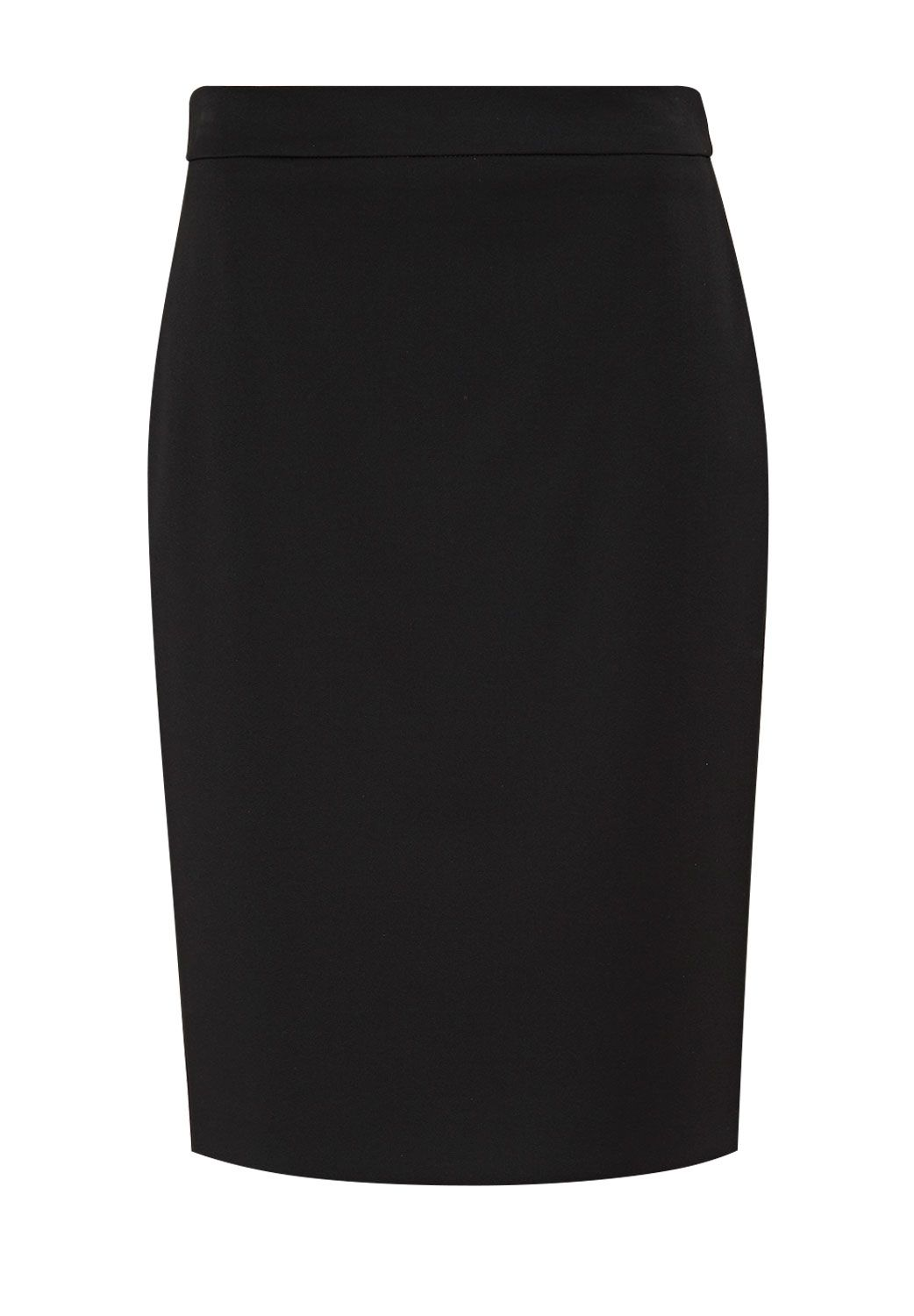 Hallhuber Smart business skirt, Black