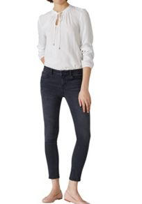 Hallhuber Cropped Skinny Jeans