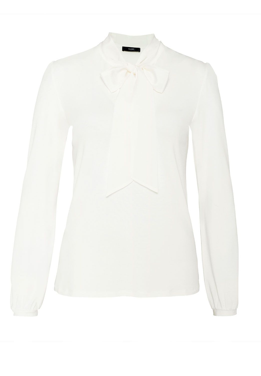 Hallhuber Long Sleeve, White