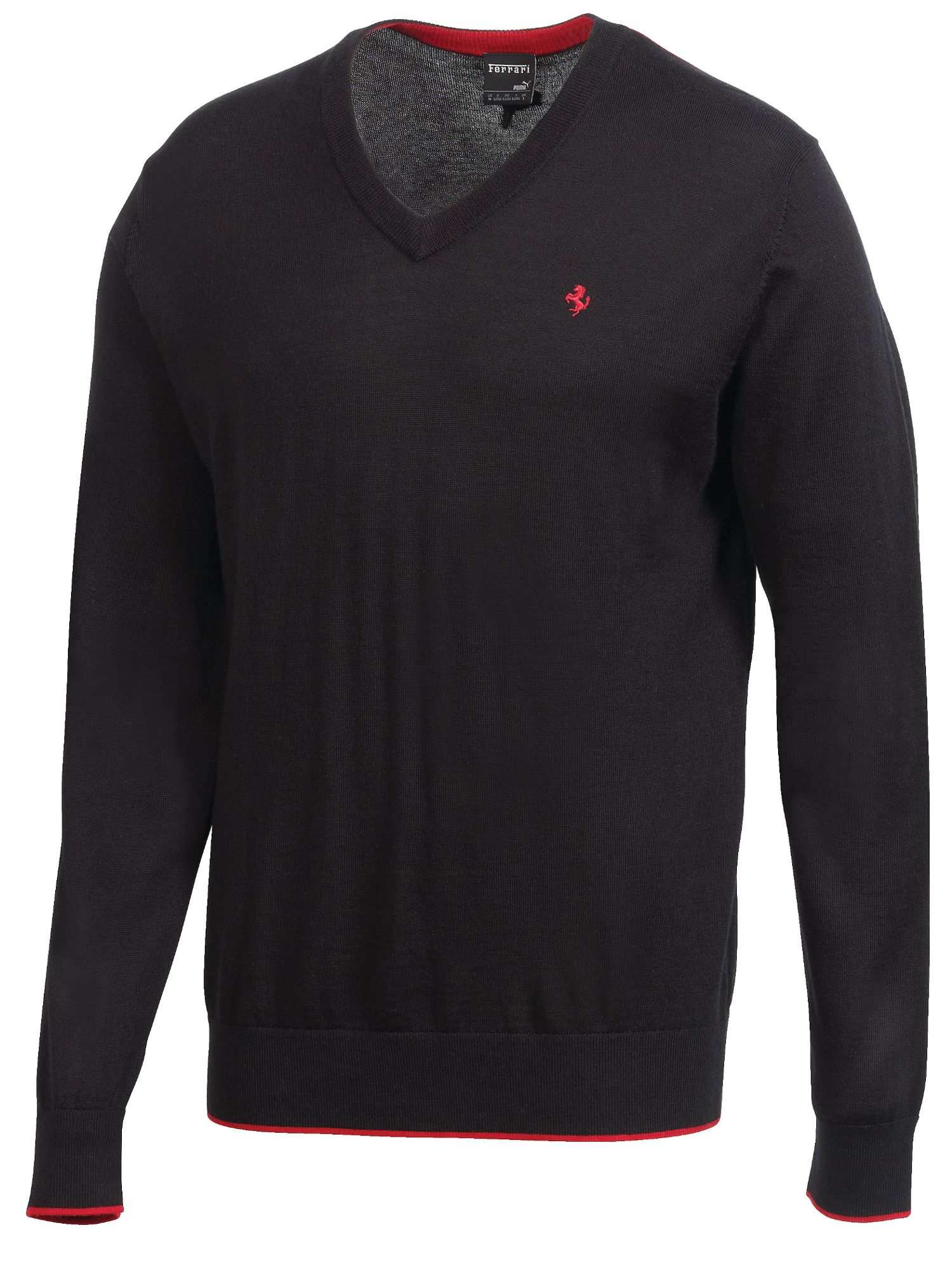 Ferrari merino sweater