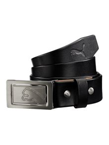 Flipside fitted belt