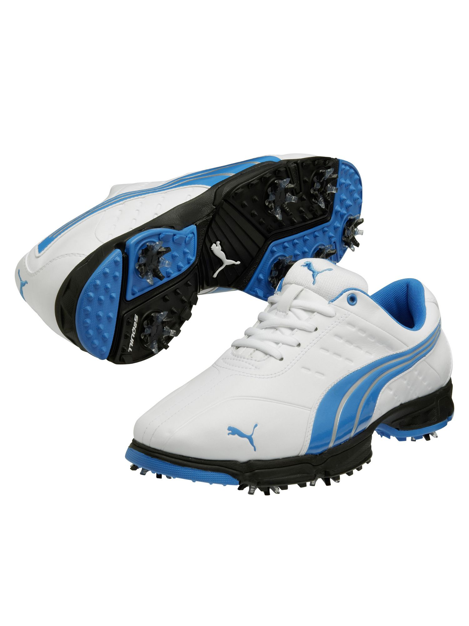 Fusion sport casual golf shoes
