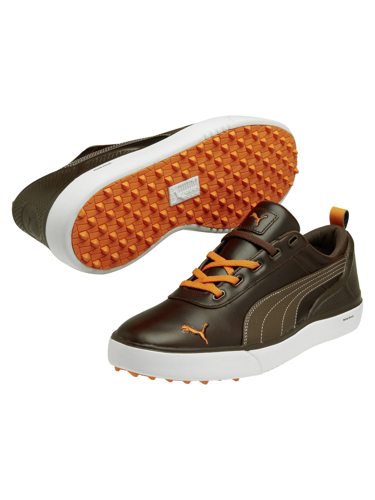 Monolite golf shoes