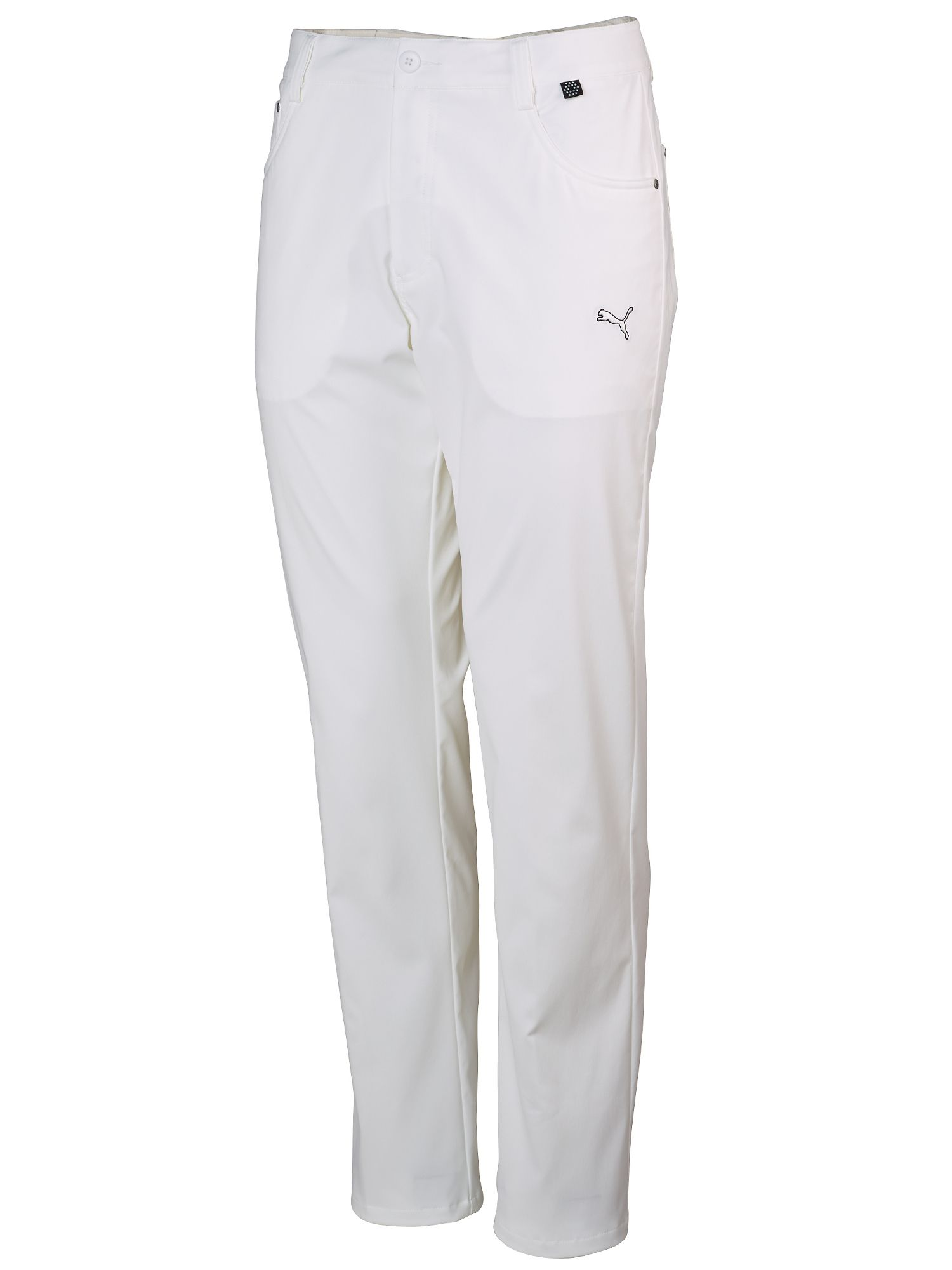 Casual six pocket tech trousers