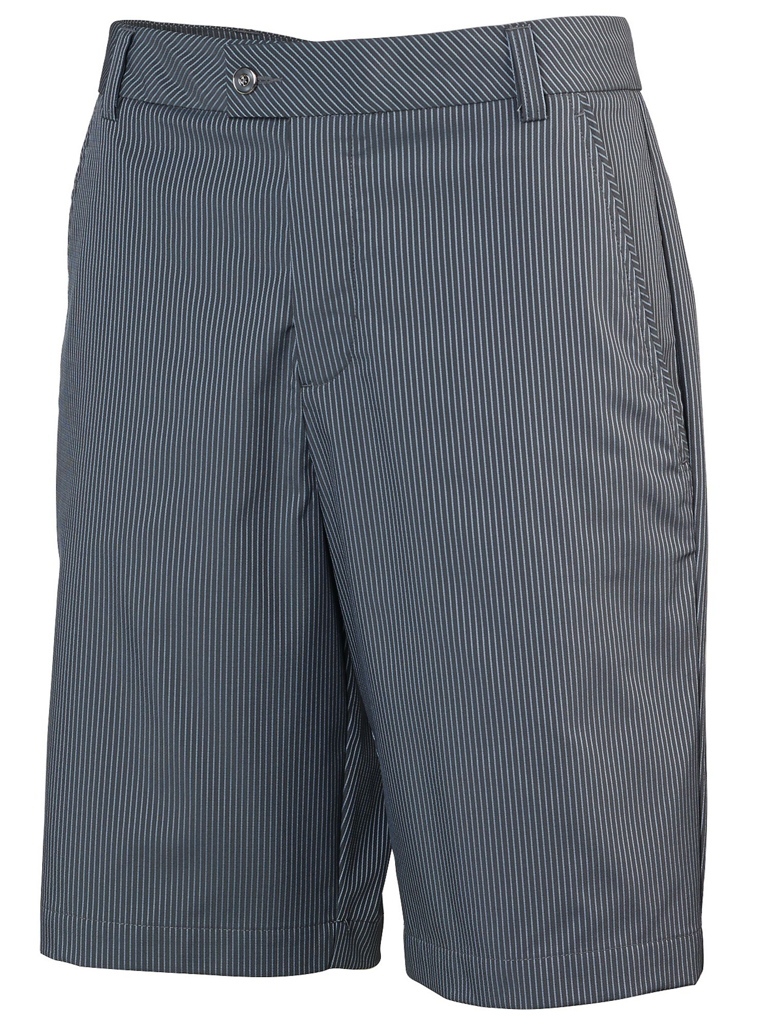 Lux stripe tech shorts