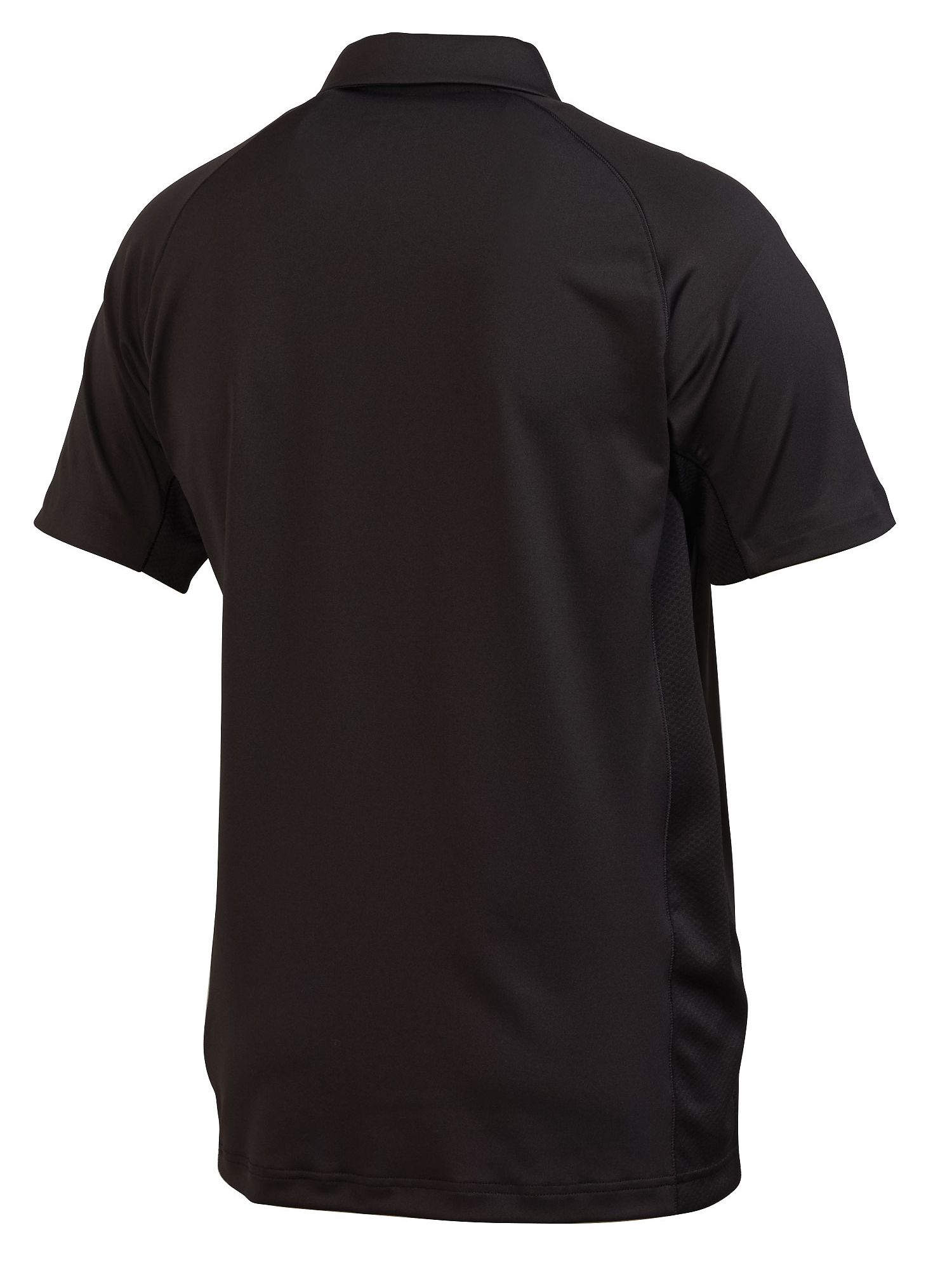 Lux ZL tech polo shirt