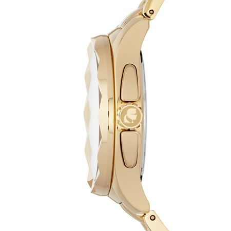 Karl Lagerfeld Gold Bracelet Unisex Watch