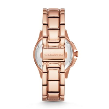 Karl Lagerfeld KL1033 ICONIC stainless steel unisex watch