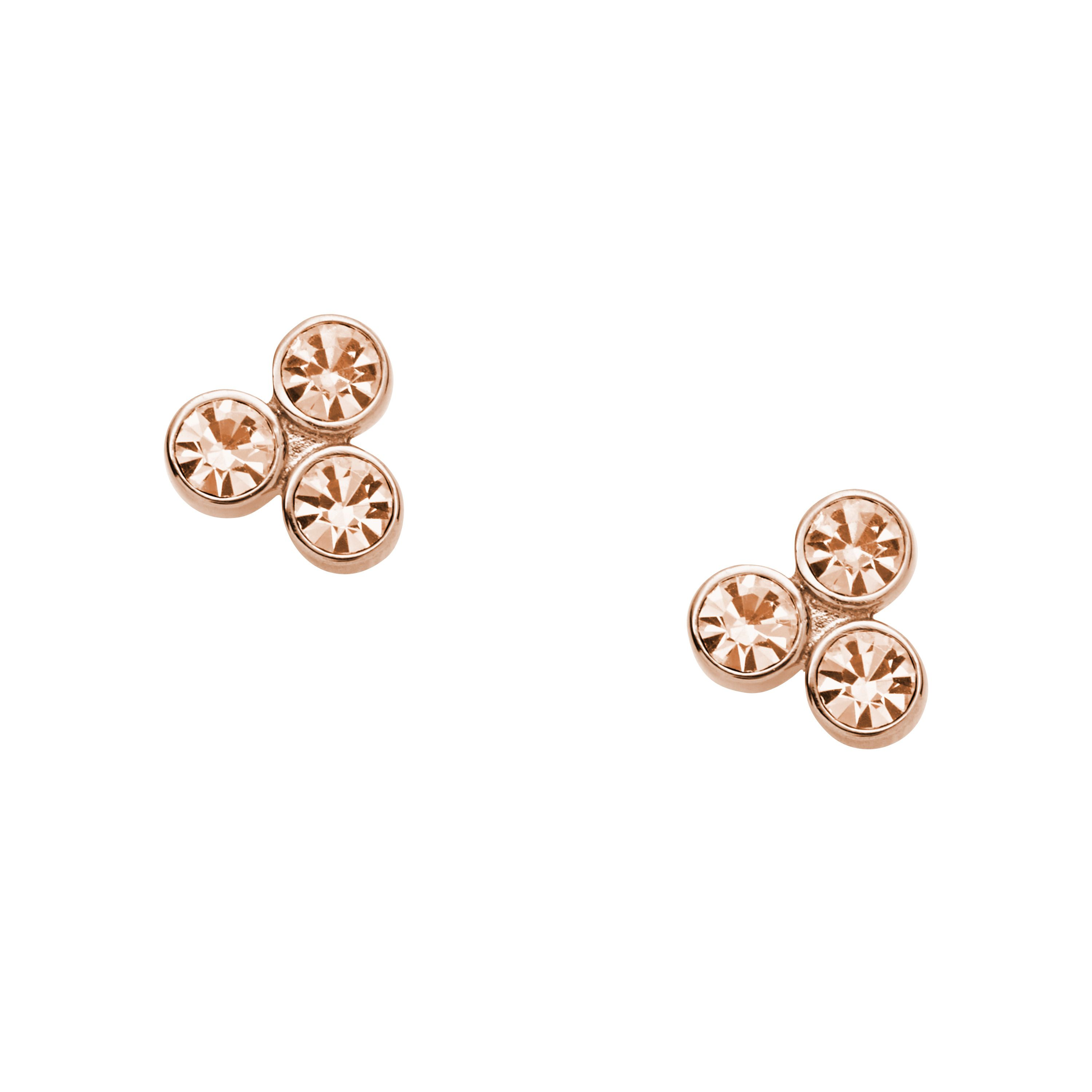 fossil jf01440791 ladies earrings