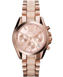 Michael Kors Mk6066 ladies bracelet watch