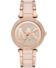 Michael Kors Mk6176 ladies bracelet watch