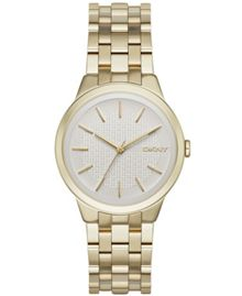 DKNY NY2382 ladies bracelet watch