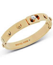 Michael Kors MKJ4550710 Ladies Studded Bangle