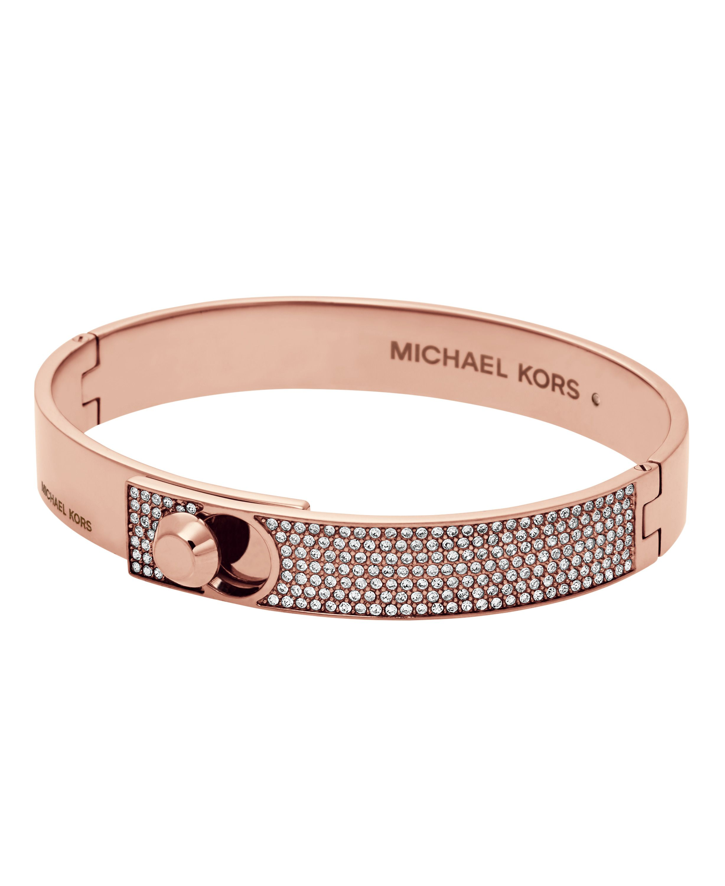 michael kors logo bracelet house of fraser. Black Bedroom Furniture Sets. Home Design Ideas