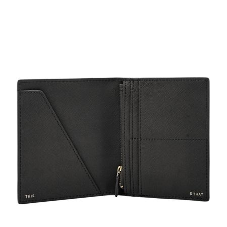 Fossil SL6837001 RFID Passport Case