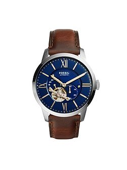 ME3110 mens mechanic strap watch