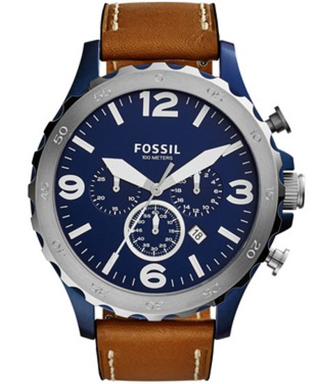 Fossil Jr1504 mens strap watch