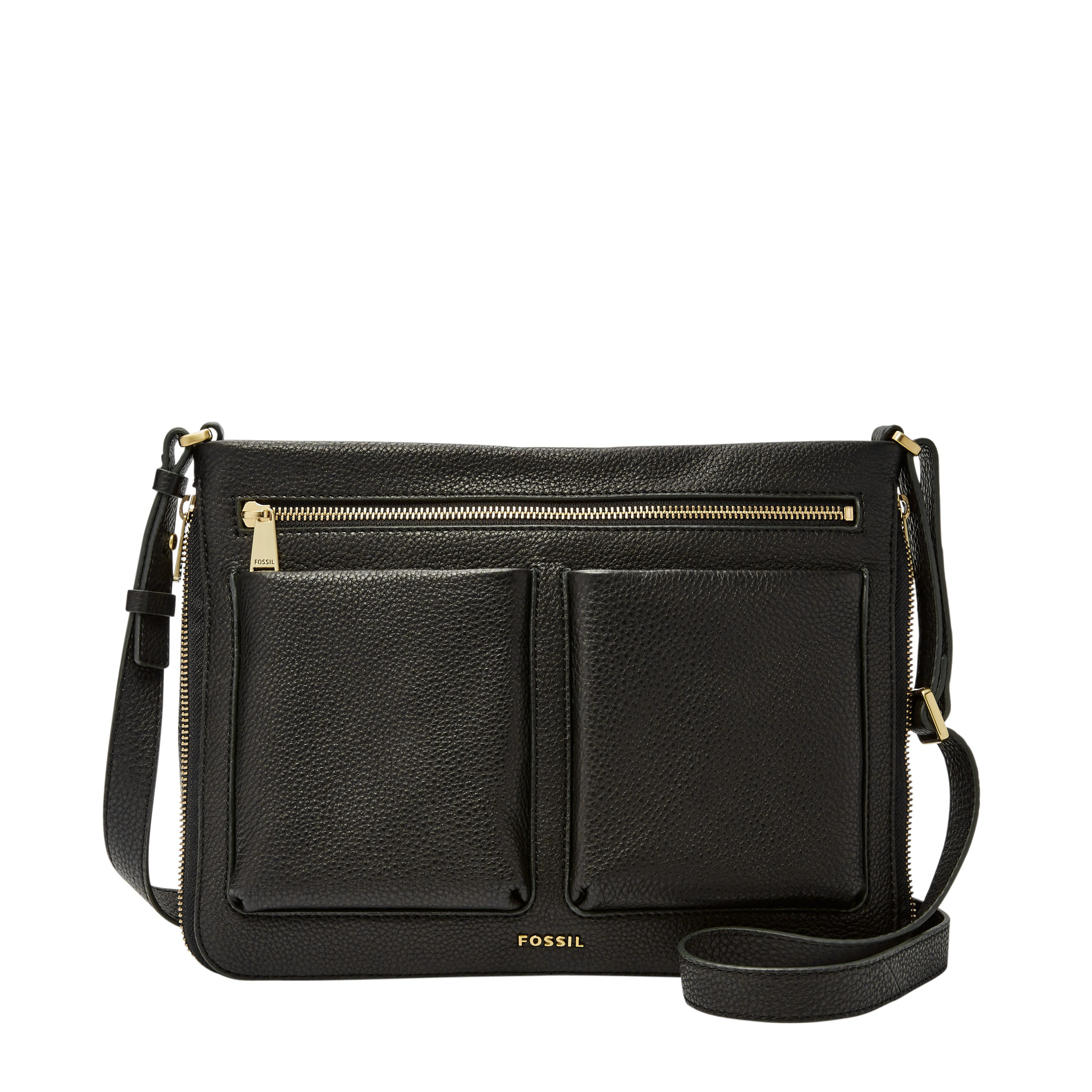 Fossil Piper small crossbody Black