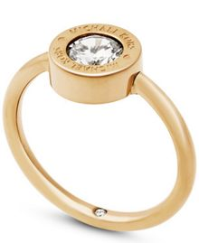 Michael Kors Mkj5343710 ladies ring size 8