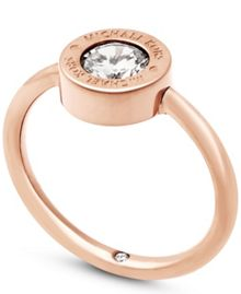 Michael Kors MKJ5345791 ladies large ring