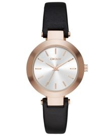 DKNY NY2458 ladies strap watch