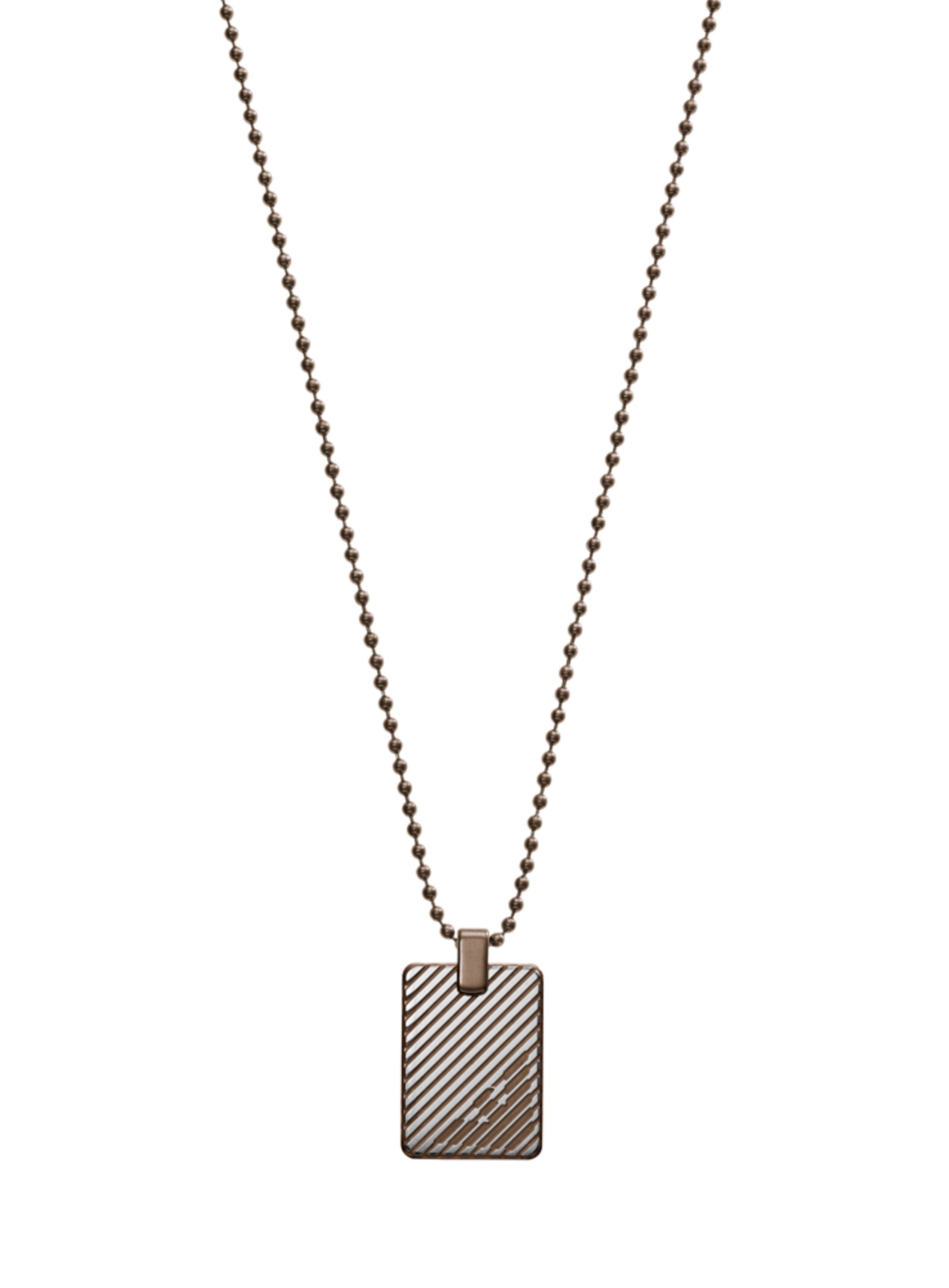 emporio armani egs2132040 mens necklace