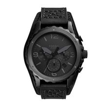 Fossil Jr1510mens strap watch