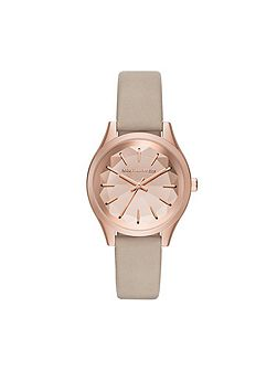 Kl1619 ladies strap watch