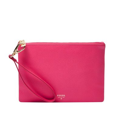 Fossil Small wristlet Pink