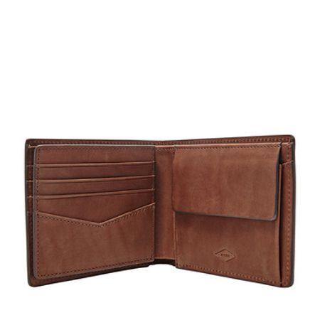 Fossil Avery large coin pocket bifold
