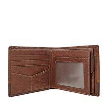 Fossil Ian large coin pocket bifold
