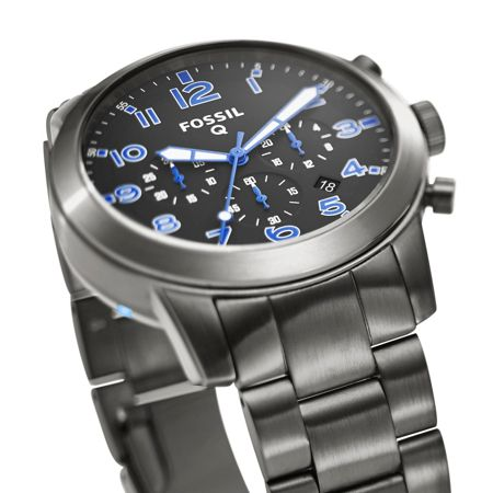 Fossil Q Ftw10043 mens bracelet watch