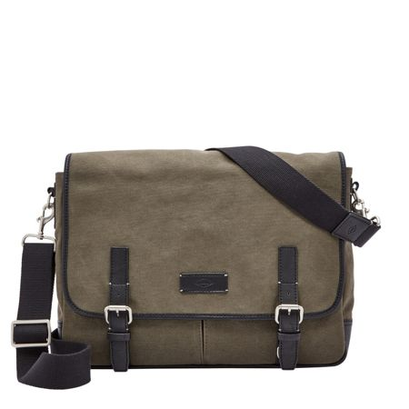 Fossil Mbg9254345 mens crossbody bag